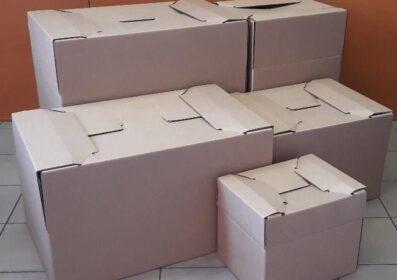 Egyedi szállítói csomagolás